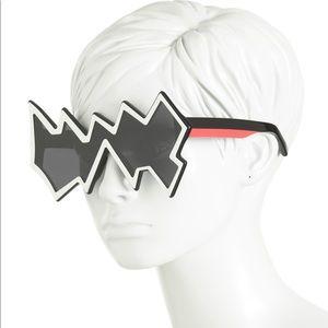 Vintage Sibling x Linda Farrow Sunglasses